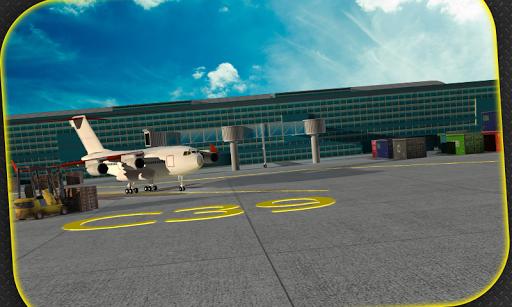 Transporter Plane 3D screenshot 4