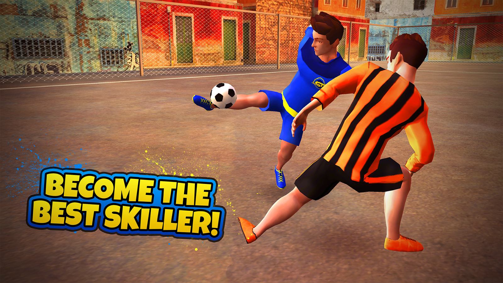 SkillTwins Football Game Screenshot 10