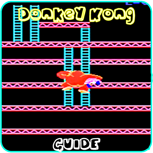 Guide Donkey Kong free game classic (app)