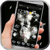 App Butterfly silver shine APK for Windows Phone