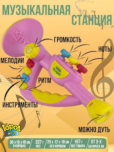Музыкальные инструменты серии Город Игр, GN-12607