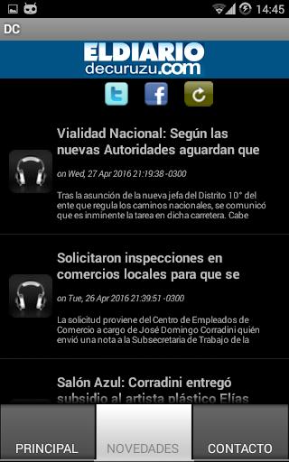 Radio Horizonte Curuzu Cuatia screenshot 2