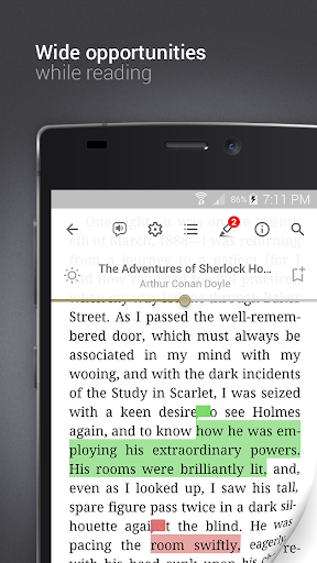 eReader Prestigio: Book Reader screenshot 3