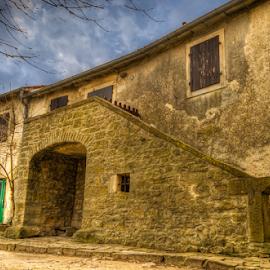 Old House in Istria, Croatia by Siniša Biljan - Buildings & Architecture Homes