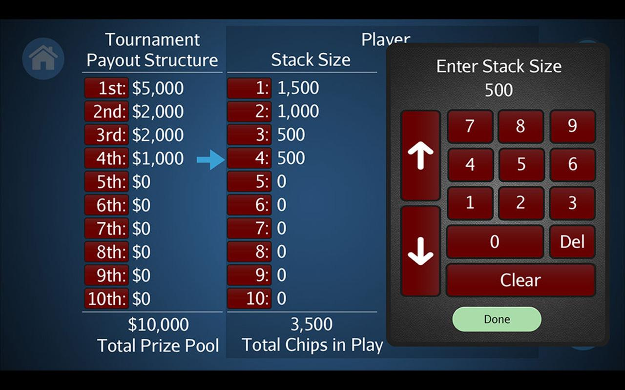 Poker Odds+ Screenshot 4