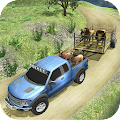Offroad Animal Transporter 4x4 APK for Bluestacks