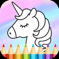 Unicorn Coloring Book on PC / Windows 7.8.10 & MAC