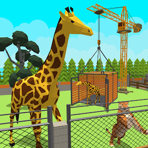 Zoo Craft : Blocky World Construction & Builder Online PC (Windows / MAC)