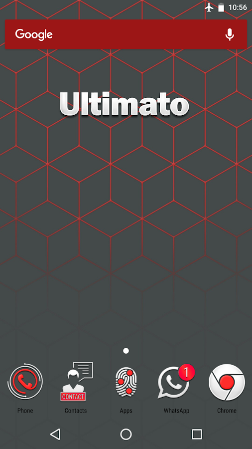 Ultimato Icon Pack Screenshot 1
