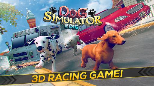 Dog Simulator 2016 - screenshot