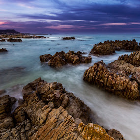 by Riaan Jacobs - Landscapes Waterscapes ( raw, kleinbaai, seascapes )