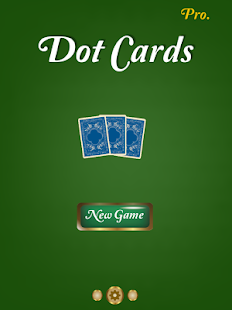 Dot Cards Pro. - screenshot