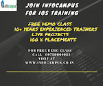 IOS Training institutes in Bangalore