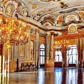Ca' Rezzonico - Venice, Italy by Jerko Čačić - Buildings & Architecture Other Interior