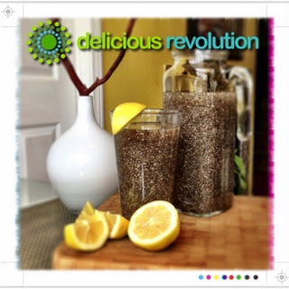 Chia Seeds for Omega-3s