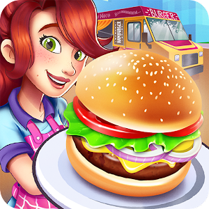Burger Truck Chicago - Fast Food Cooking Game For PC (Windows & MAC)