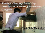 9540408143 | Kitchen Chimney Repair in Gurgaon | Kitchen Appliance Repair Gurgaon