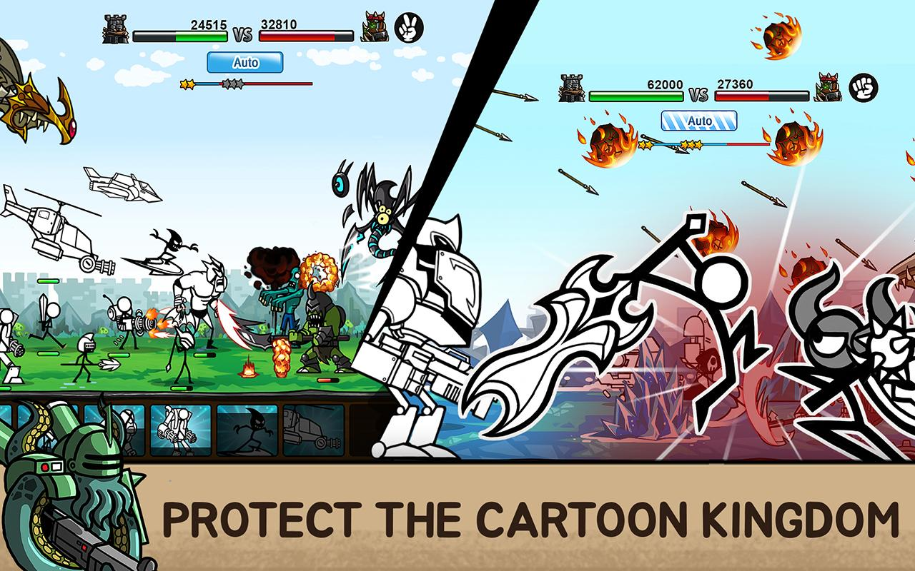 Cartoon Wars 3 Screenshot 8