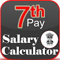 App 7th Pay Salary Calculator APK for Kindle