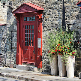 Old Quebec City by Cora Westermann - Buildings & Architecture Other Exteriors ( canada, old quebec )
