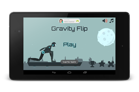 Gravity Flip - screenshot