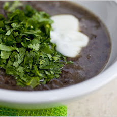 Lentil Soup With Cilantro (Lots of It)