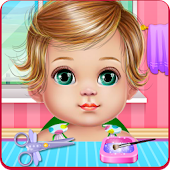 Game Baby Care and Make Up APK for Kindle