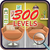 Find The Differences 300 Level APK Icon