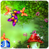App 3D Fairy Tale Live Wallpapers APK for Kindle