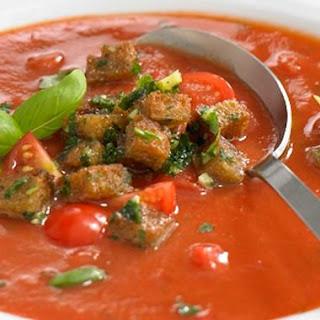 Pesto Croutons Recipes
