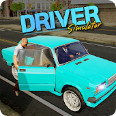 Driver Simulator Icon