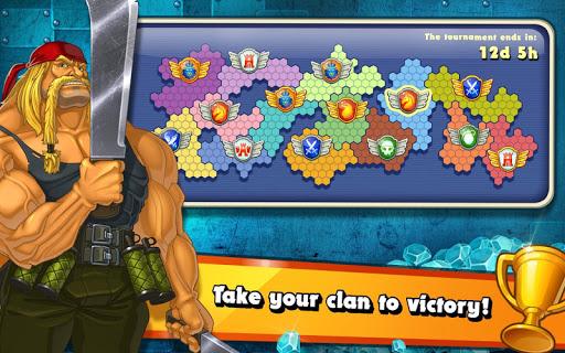 Jungle Heat: War of Clans screenshot 13