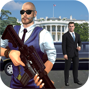 Download Presidential Rescue Commando: Convoy Security 3D for PC