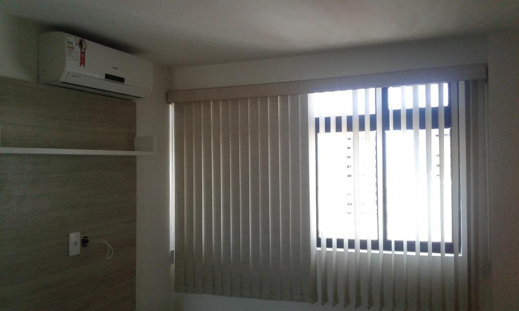 Apartamento com 3 dormitórios à venda, 82 m² por R$ 495.000 - Aeroclube - João Pessoa/PB