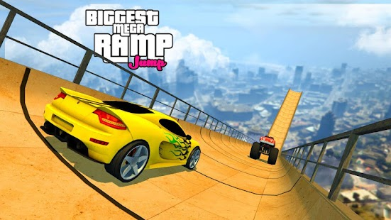 Biggest Mega Ramp Jump - Driving Games for pc