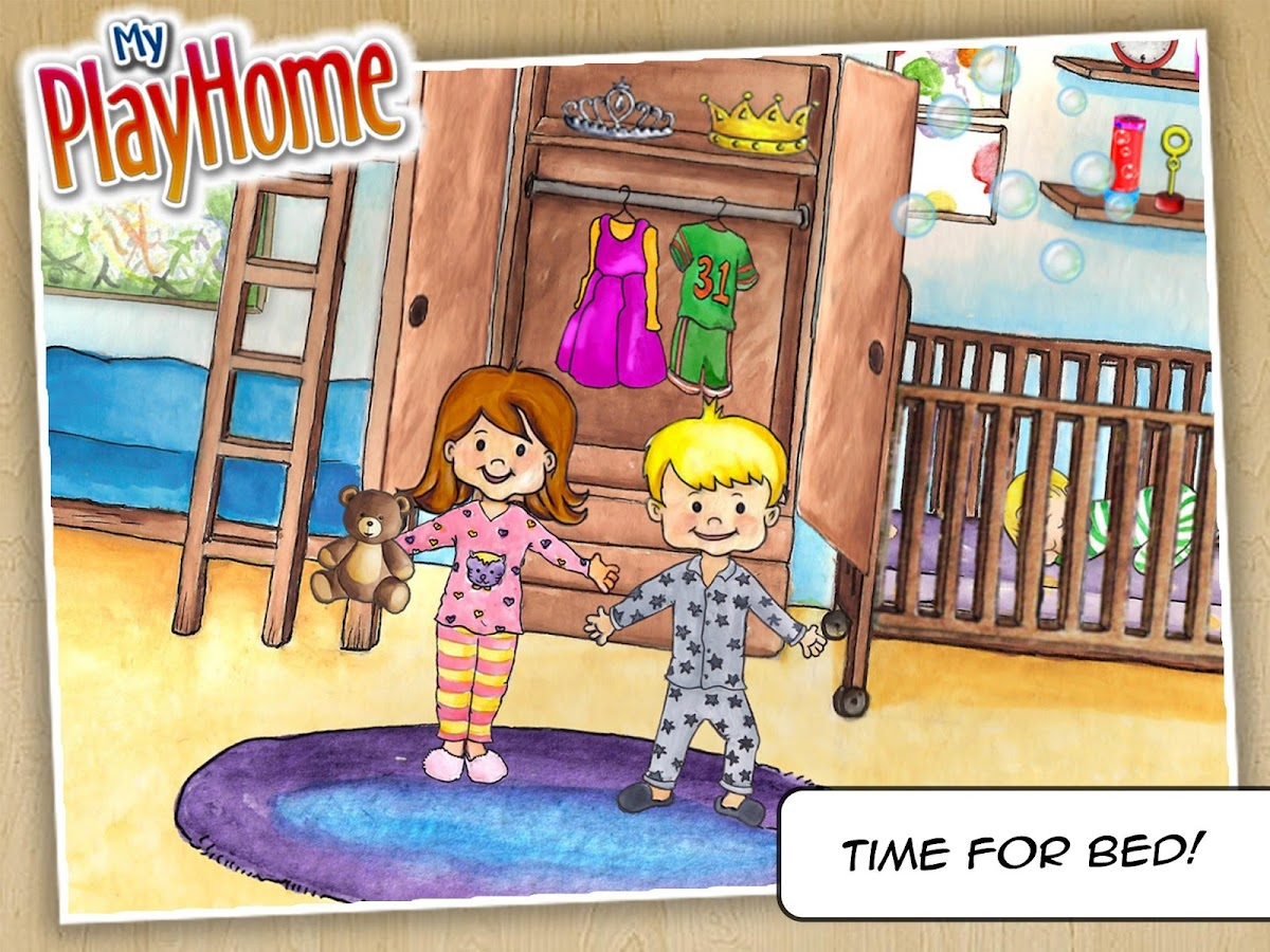 My PlayHome : Play Home Doll House Screenshot