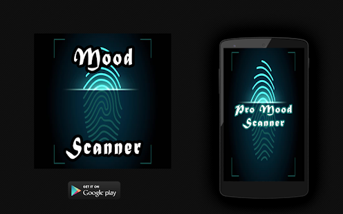 Mood Scanner Pro (Prank) - screenshot