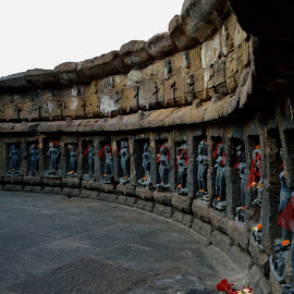 64 Goddess Temple by Kaushik Dutta - Buildings & Architecture Places of Worship