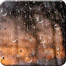 Glass Droplets Live Wallpaper