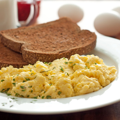 My Idea of the Perfect Scrambled Eggs