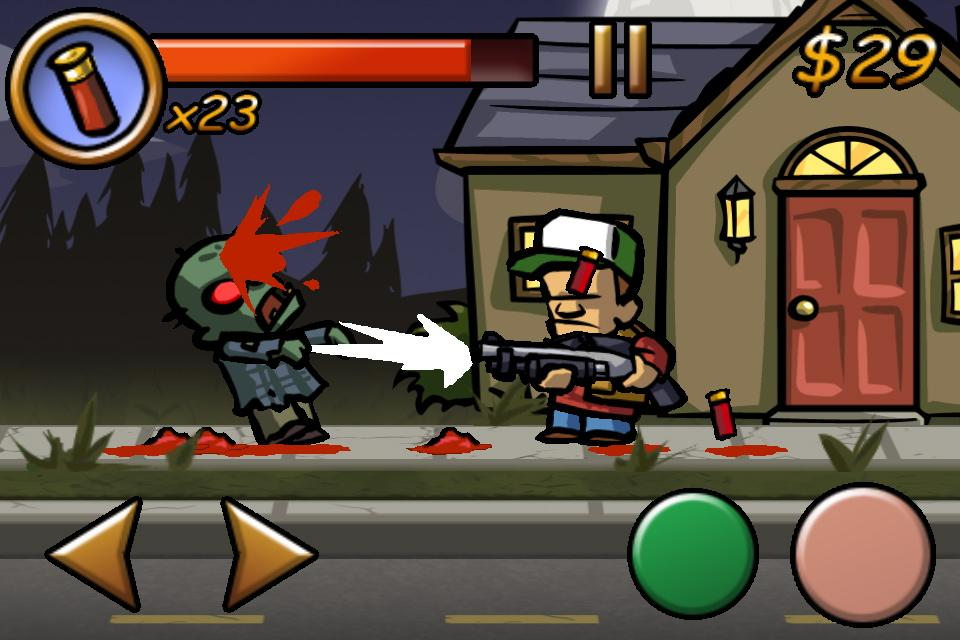 Zombieville USA Screenshot 3