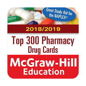 McGraw-Hill's 2018/19 Top 300 Pharmacy Drug Cards For PC / Windows 7/8/10 / Mac – Free Download