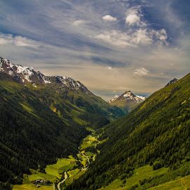 Austria Vent  by Michal Valenta - Landscapes Travel