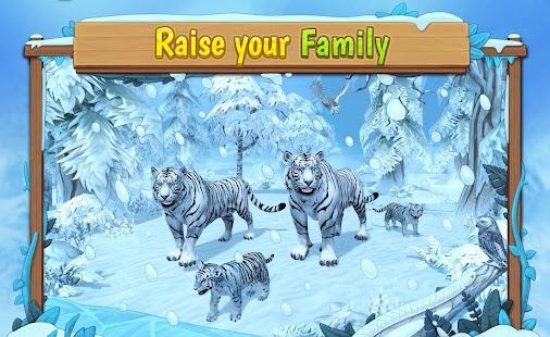 White Tiger Family Sim Online for pc