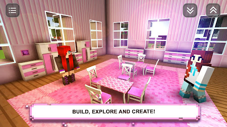 Girls Crafting and Building 1.1 screenshot 672285