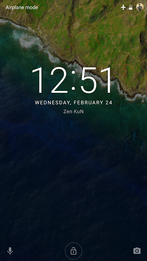 Smart Lockscreen protector Screenshot 3