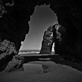 As Catedrais  by Orkidea White - Landscapes Caves & Formations