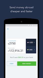 App TransferWise Money Transfer apk for kindle fire