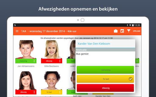 Smartschool screenshot 17