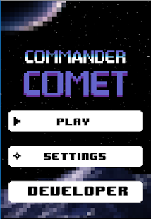 Commander Comet - screenshot